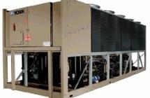 YORK YCAV model air-cooled chiller